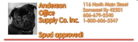 Anderson Office Supply