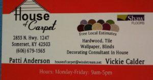 House of Carpet